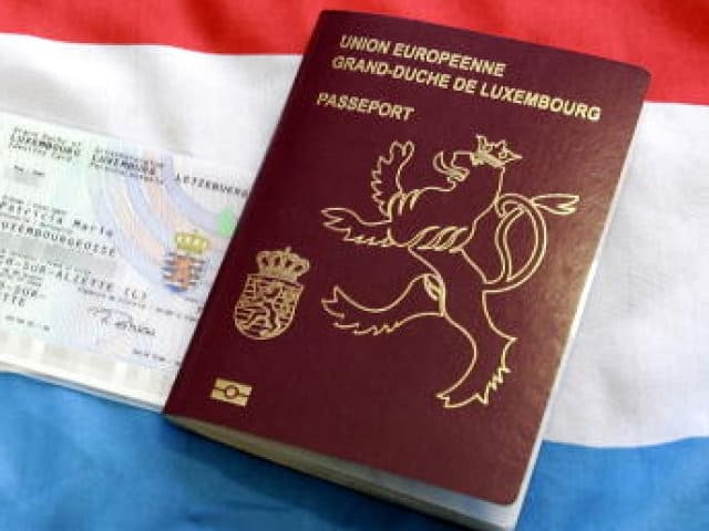 Apply for luxembourg passport buy luxembourg passport