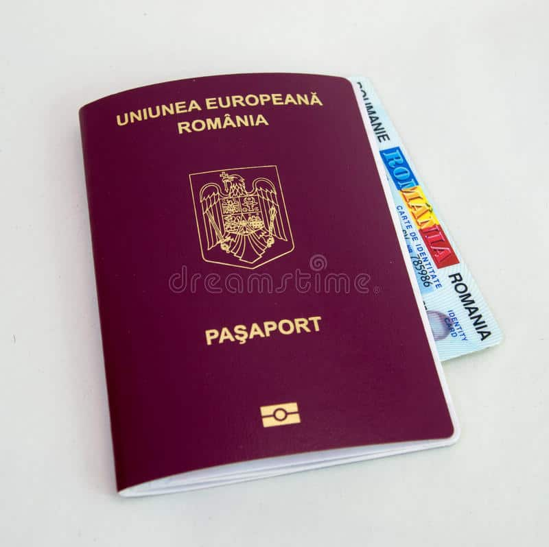 Buy Fake Romanian Passport, Romanian Passport For Sale