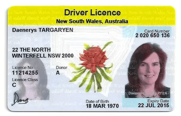 Buy fake driver's licence of Australia online Australian fake driving license for sale online