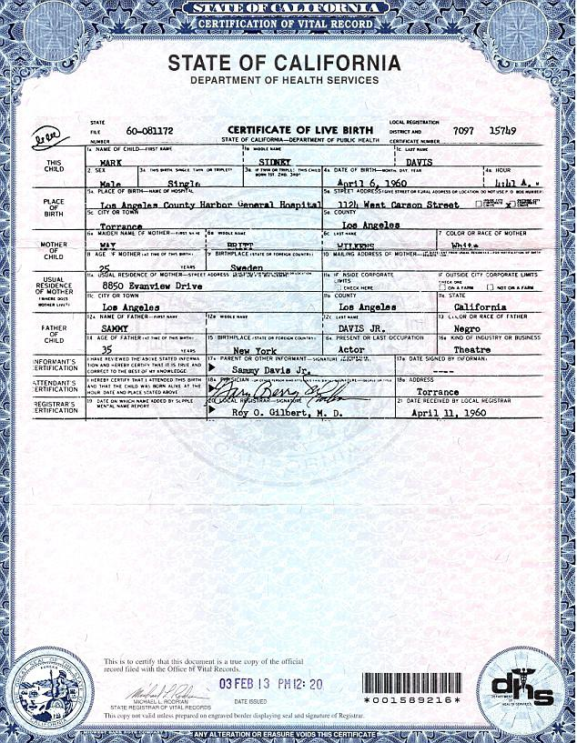 buy a fake birth certificate order birth certificate california