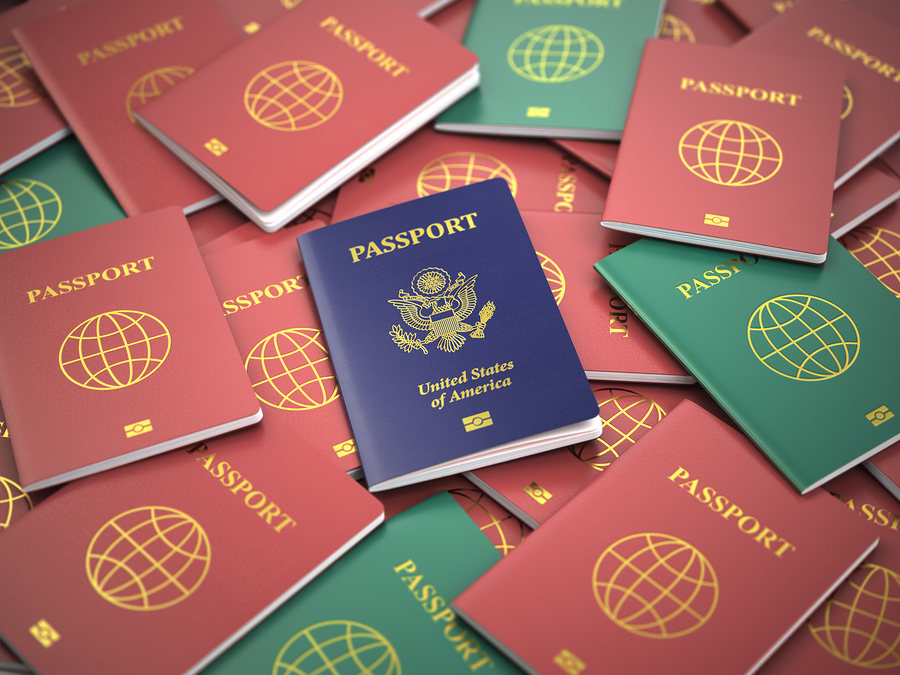 how to buy passport online