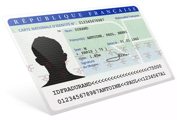 fake French id fake french identity card