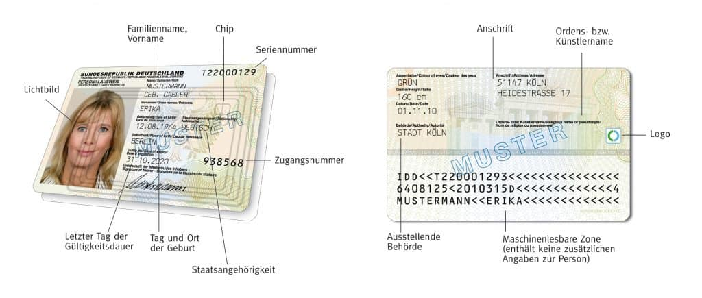 fake German identity buy fake German id