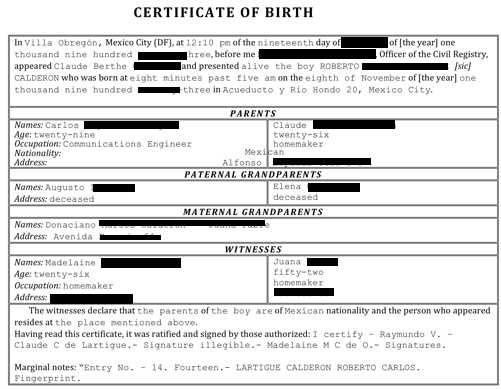 spanish birth certificate online fake spanish birth certificate online